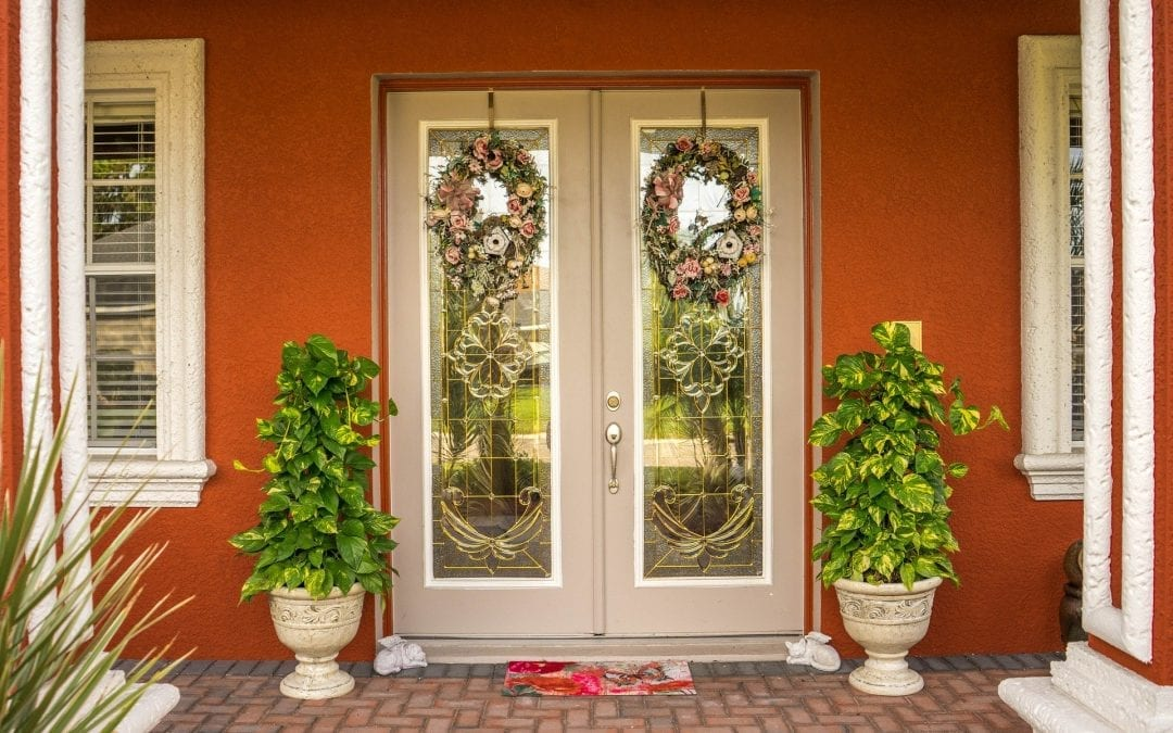 12 Ways to Dress Up Your Front Door